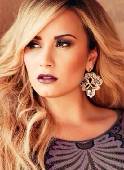 Demi Lovato: Latina Magazine -08