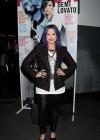 Demi Lovato: NYLON Magazine Party -01