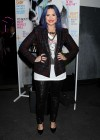 Demi Lovato: NYLON Magazine Party -02