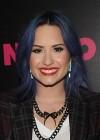 Demi Lovato: NYLON Magazine Party -03