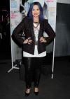 Demi Lovato: NYLON Magazine Party -04