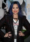 Demi Lovato: NYLON Magazine Party -05