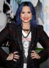 Demi Lovato: NYLON Magazine Party -06