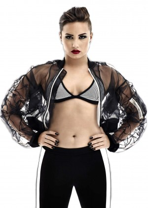 Demi Lovato - Really Don't Care Promo