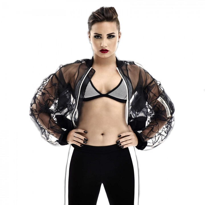 Demi Lovato - Really Don't Care Promo
