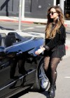 Demi Lovato - Shopping Candids-03