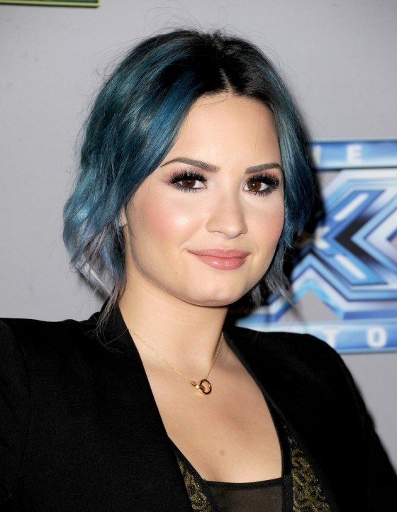 Demi Lovato: The X Factor Season Finale 2013 -03