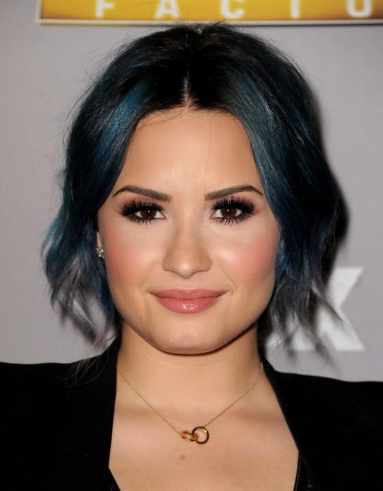 X Factor Judges 2013 Demi Lovato Demi Lovato: The X Fac...