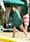 Demi Lovato in a Bikini at a Beach in Barbados -05