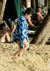 Demi Lovato in a Bikini at a Beach in Barbados -14
