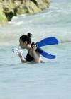 Demi Lovato in a Bikini at a Beach in Barbados -15