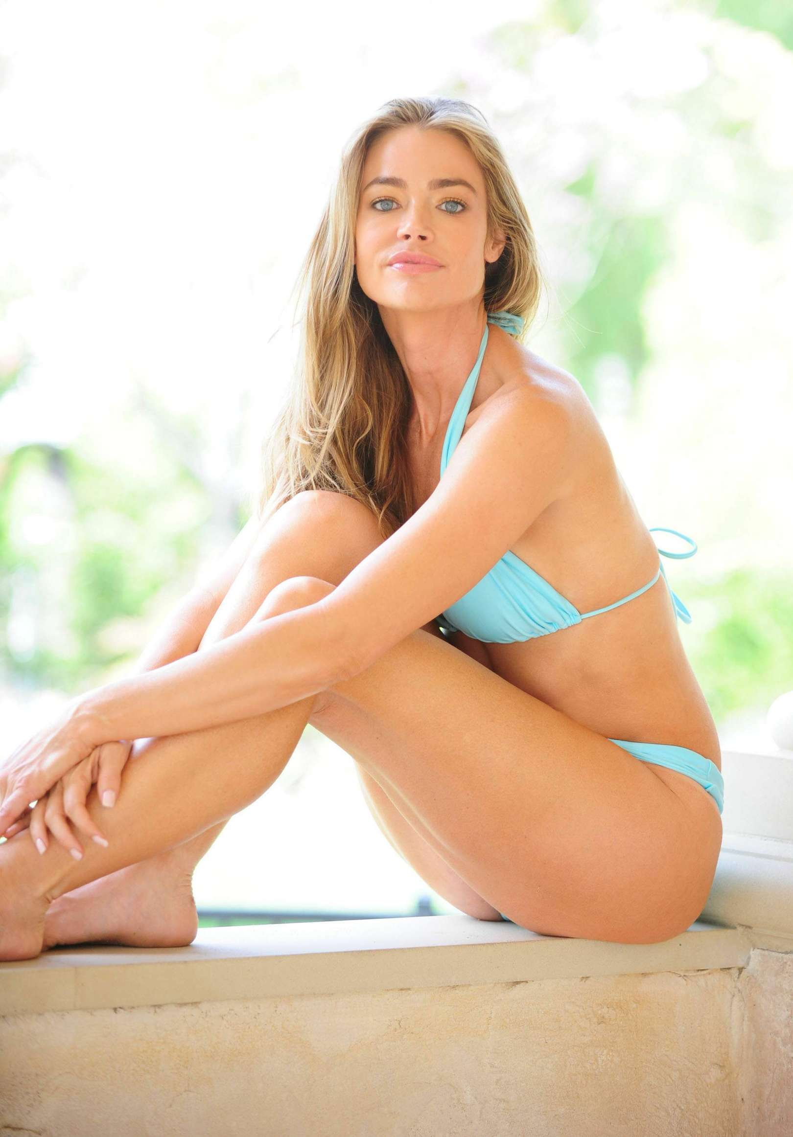 Denise Richards – bikini photoshoot-20