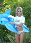 Denise Richards - wearing a Bikini in LA -02