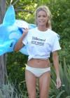Denise Richards - wearing a Bikini in LA -07