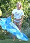 Denise Richards - wearing a Bikini in LA -09