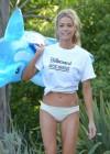 Denise Richards - wearing a Bikini in LA -12