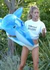 Denise Richards - wearing a Bikini in LA -20