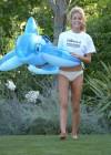 Denise Richards - wearing a Bikini in LA -23