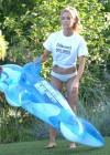 Denise Richards - wearing a Bikini in LA -36