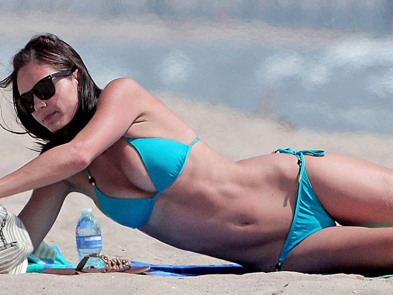 Back to post Desiree Hartsock in a Bikini on the Beach in LA