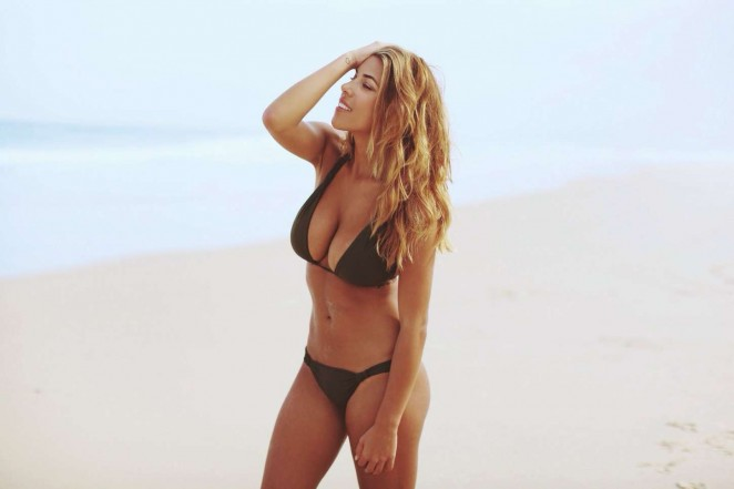 Devin Brugman - Monday Swimwear 2014 Collection