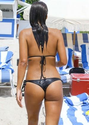 Devin Brugman Bikini: on Miami Beach-01