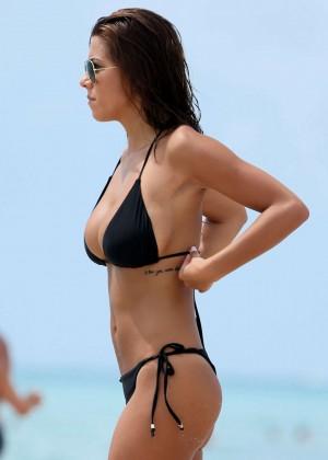 Devin Brugman Bikini: on Miami Beach-06