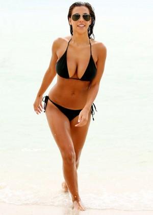 Devin Brugman Bikini: on Miami Beach-09