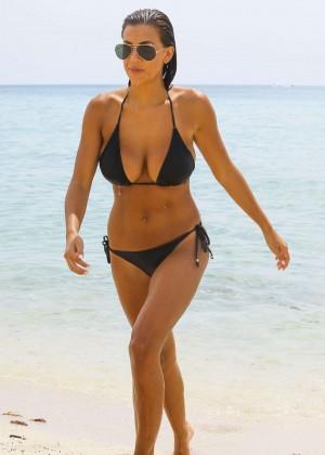 Devin Brugman Bikini: on Miami Beach-11