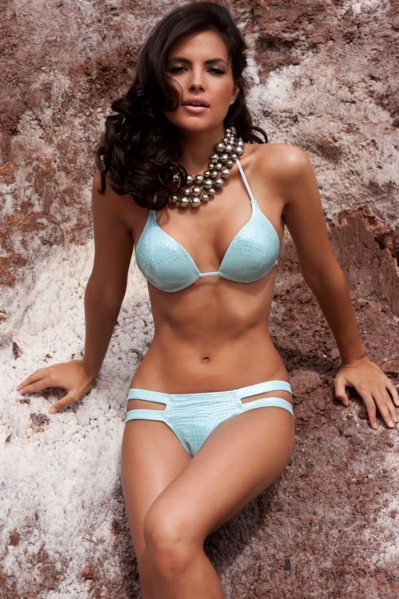Diana Morales – Aguaclara Swimwear 2012 Photoshoot