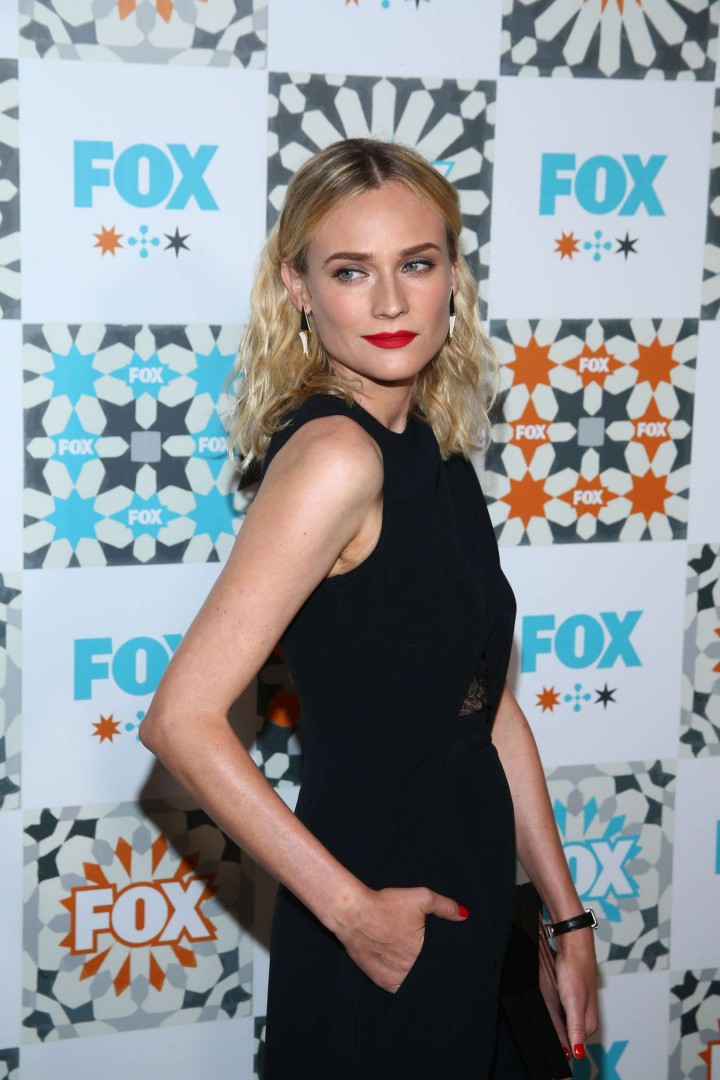 Diane Kruger at 2014 Fox Summer TCA All-Star party in West Hollywood