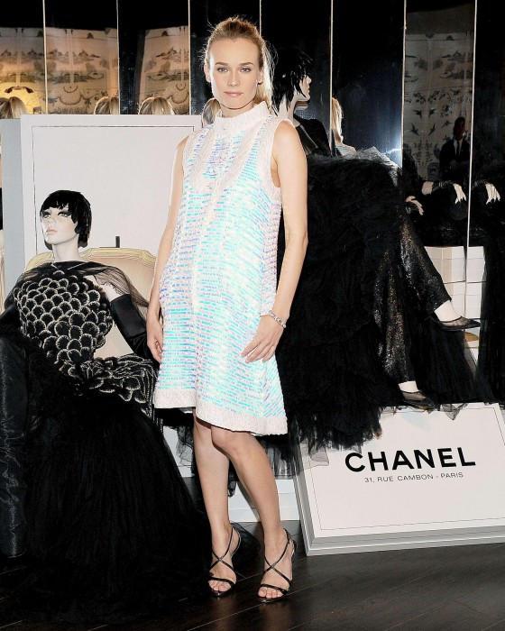 Diane Kruger at CHANEL Night Party in Las Vegas-02