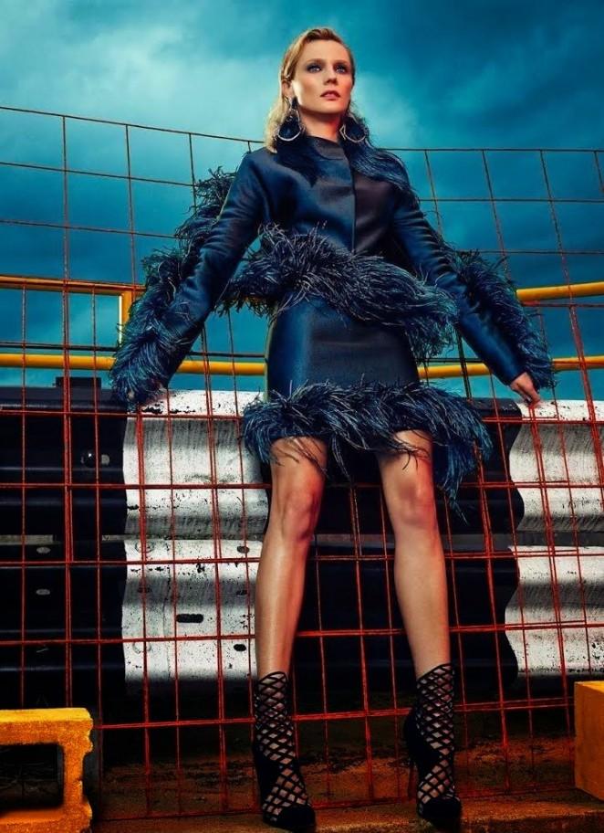 Diane Kruger - Flaunt Magazine (November 2014)