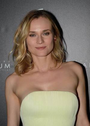 Diane Kruger - Flaunt Magazine Party in Paris