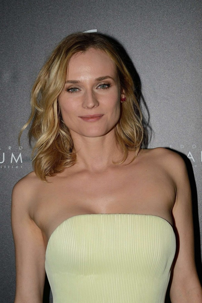 Diane Kruger – Flaunt Magazine Party in Paris