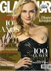 Diane Kruger hot for Glamour Spain Magazine issue 2012
