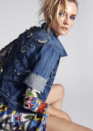 Diane Kruger - Harper's Bazaar Australia Magazine (November 2014)