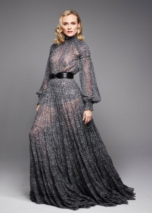 Diane Kruger - InStyle Magazine (Fall 2014)