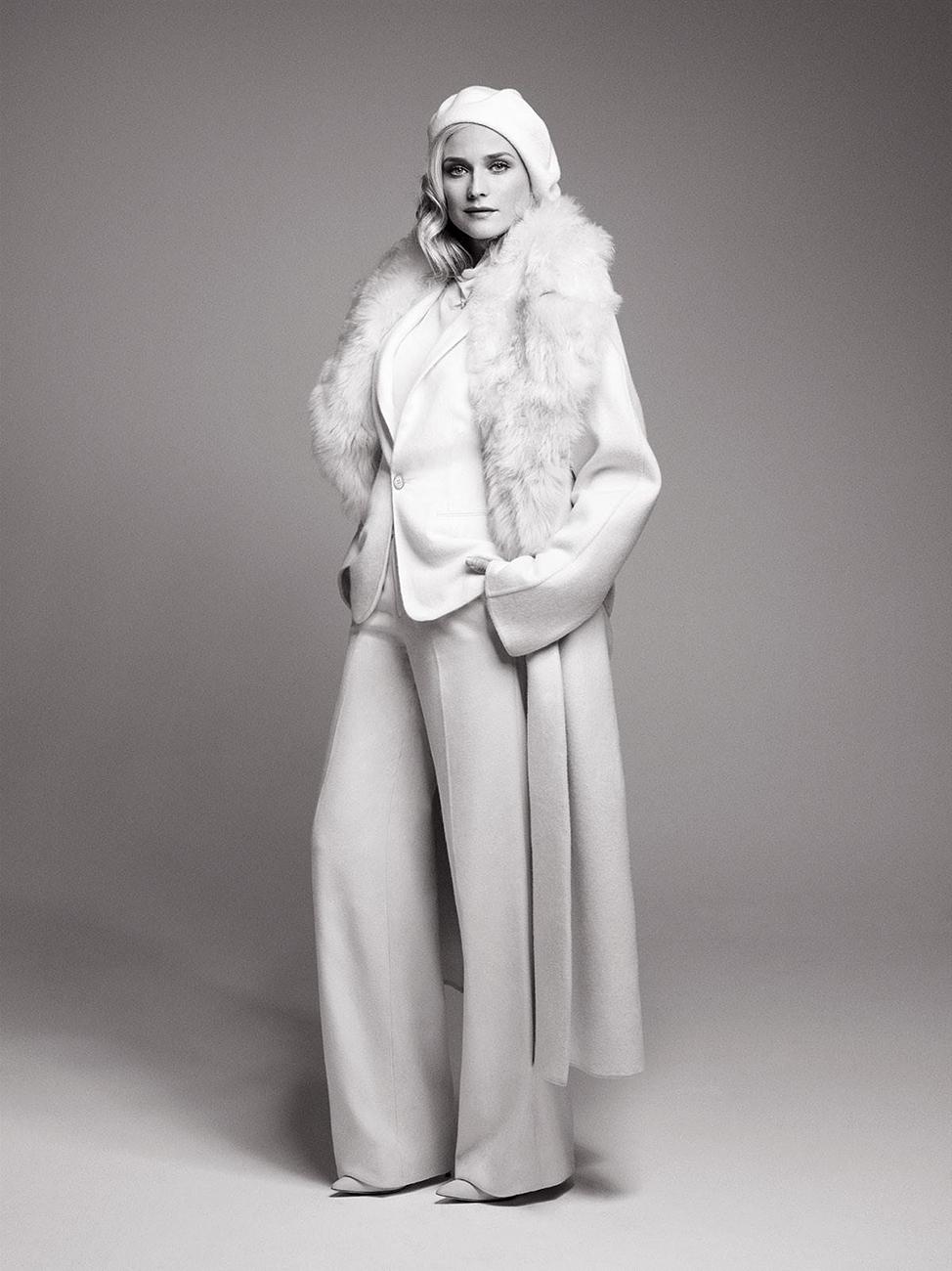 Diane Kruger Instyle Magazine 2014 02 Gotceleb