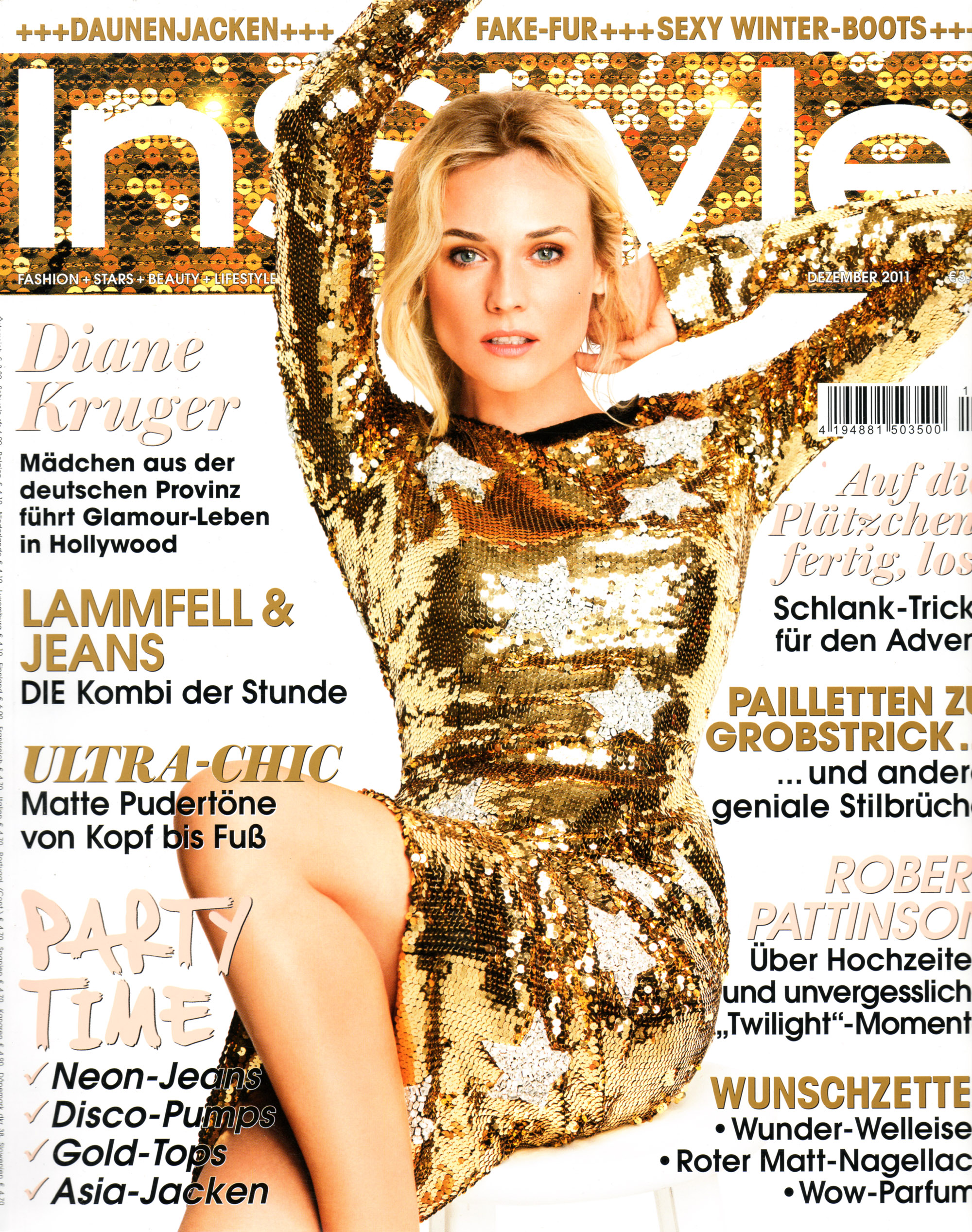 Diane Kruger Hot For Instyle Magazine Germany 03 Gotceleb