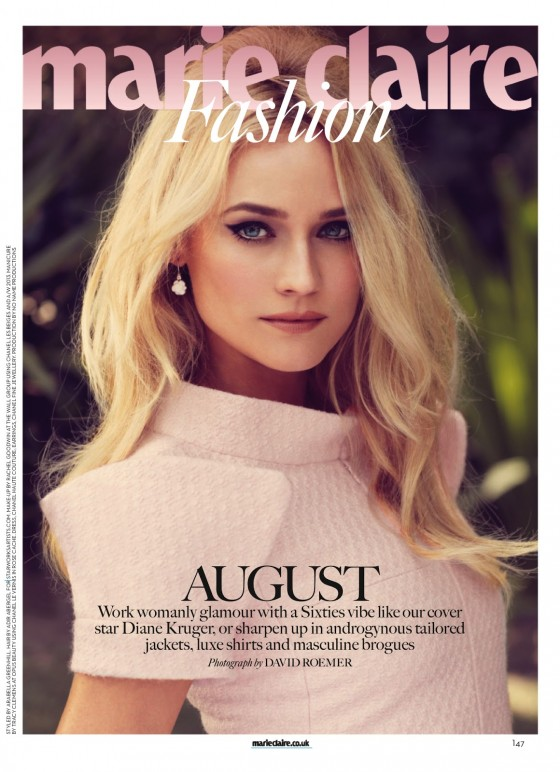 Diane Kruger – Marie Claire (UK August 2013)-07