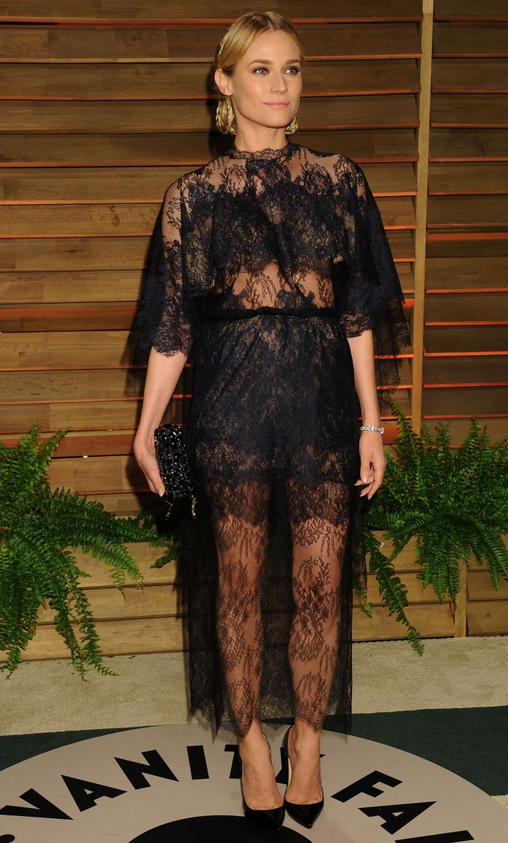 Diane Kruger – Oscars 2014 – Vanity Fair Party in West Hollywood