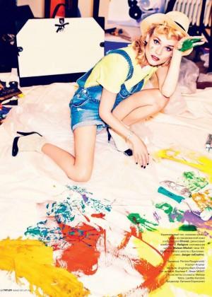 Diane Kruger: Tatler Russia -03