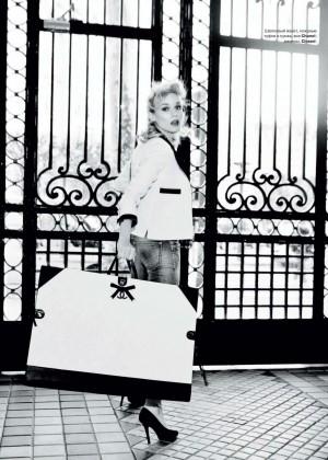 Diane Kruger: Tatler Russia -06