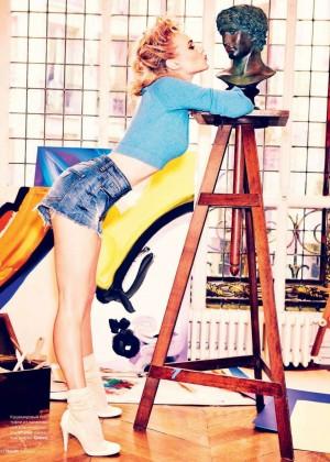 Diane Kruger: Tatler Russia -07