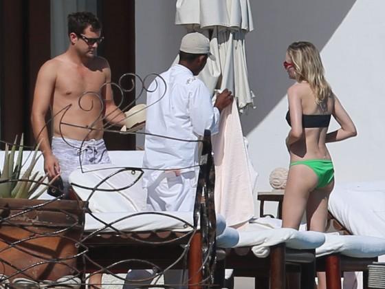 Diane Kruger Bikini Photos: Cabo San Lucas -04