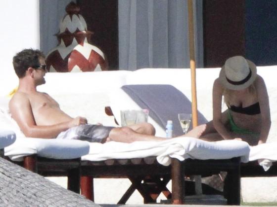 Diane Kruger Bikini Photos: Cabo San Lucas -05