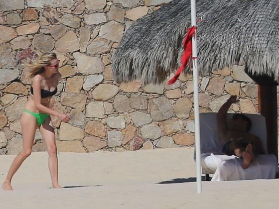 Diane Kruger Bikini Photos: Cabo San Lucas -08