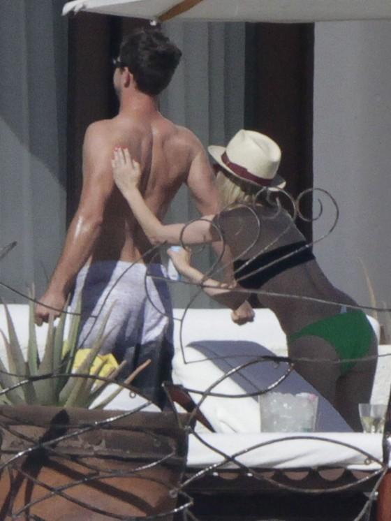 Diane Kruger Bikini Photos: Cabo San Lucas -15