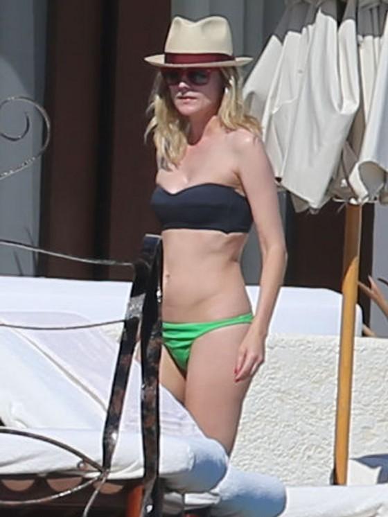 Diane Kruger Bikini Photos: Cabo San Lucas -19